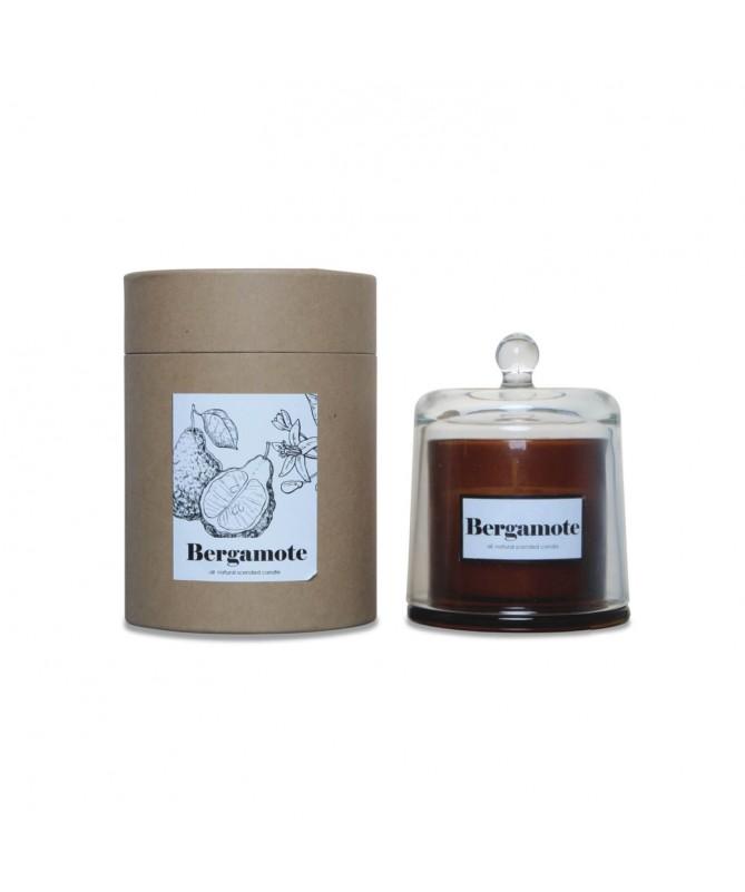 BOUGIE PARFUMÉE BERGAMOTE PÉTILLANTE